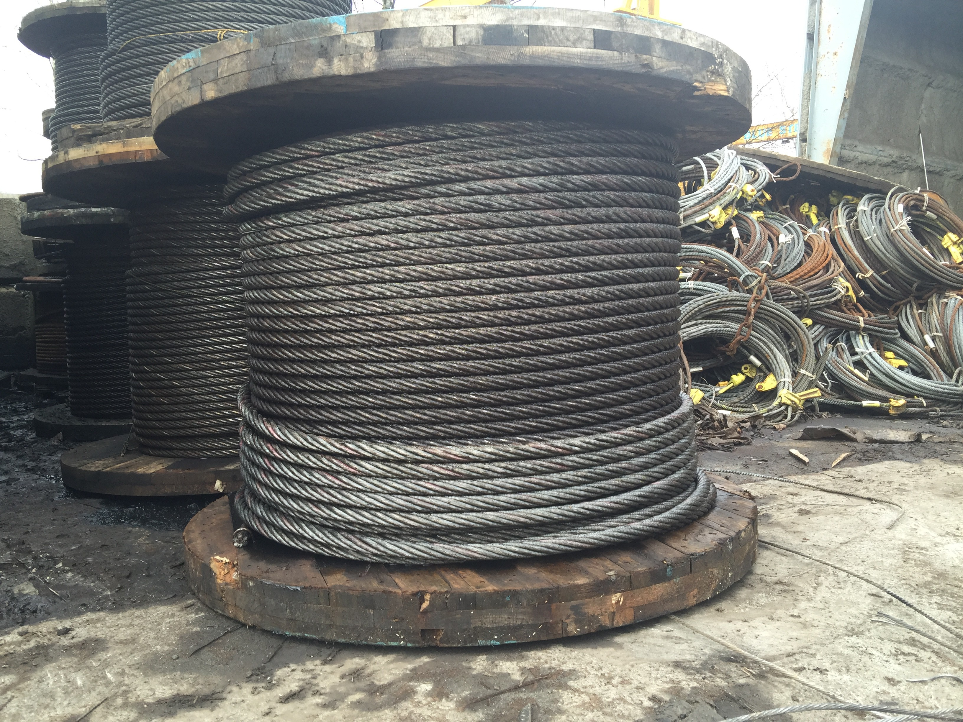 River Cable Ltd Used Wire Ropes