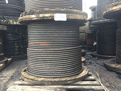River Cable Ltd. | Used Wire Ropes